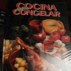 Libros de segunda mano: COCINA PARA CONGELAR, LIBROS 1 Y 2 COMPLETA NUEVOS. Lote 180421505