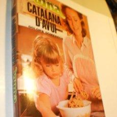 Libros de segunda mano: DOLORS DOMÈNECH. CUINA CATALANA D'AVUI. EDITORS 1989 208 PÀG A COLOR (SEMINOU). Lote 180426145