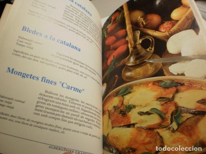 Libros de segunda mano: dolors domènech. cuina catalana davui. editors 1989 208 pàg a color (seminou) - Foto 2 - 180426145
