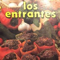 Libros de segunda mano: LOS ENTRANTES . Lote 180491180