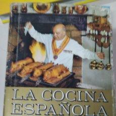 Libros de segunda mano: LA COCINA ESPAÑOLA. Lote 180882162
