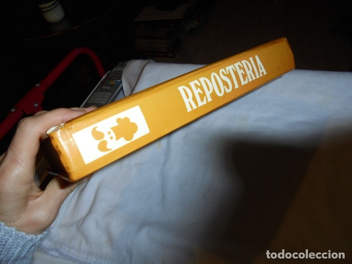 Libros de segunda mano: REPOSTERIA.MARIBEL BASAÑEZ.CONCHA ESTEBAN.MªSOCORRO GIMENEZ.EDITORIAL GALATEA 1981.-1ª EDICION - Foto 18 - 181131813
