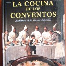 Libros de segunda mano: LA COCINA DE LOS CONVENTOS. Lote 182344766
