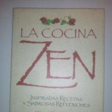 Libros de segunda mano: LA COCINA ZEN- EDWARD ESPE BROWN. Lote 182432418