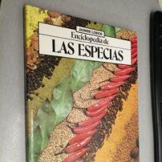 Libros de segunda mano: ENCICLOPEDIA DE LAS ESPECIAS / JAIMES LIBROS 1981. Lote 182890825