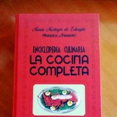 Libros de segunda mano: LA COCINA COMPLETA DE MARÍA MESTAYER. Lote 183463000