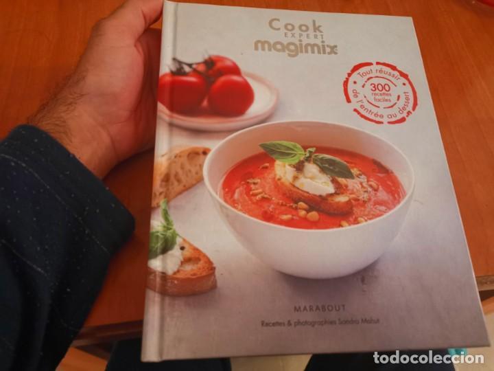 Espectacular Tomo Cook Expert Magimix Robot Co Buy Books Of