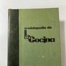 Libros de segunda mano: ENCICLOPEDIA DE LA COCINA. LUIGI CARNACINA. EDITORIAL VERGARA. BARCELONA, 1968. PAGS: 1000.. Lote 183797585