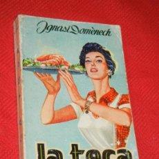 Libros de segunda mano: LA TECA, DE IGNASI DOMENECH - 12.ED. 1980. Lote 183817705