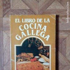 Libros de segunda mano: ROBERTO DE POLA - EL LIBRO DE LA COCINA GALLEGA. Lote 183891296