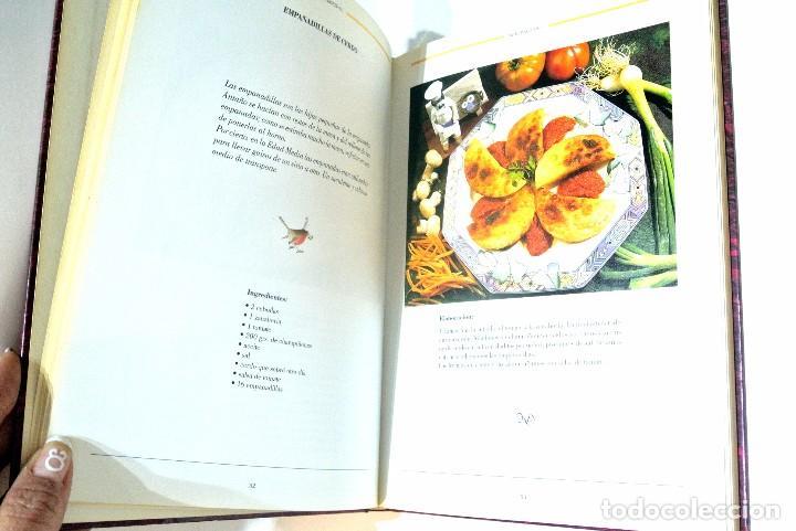 Libros de segunda mano: LIBRO DE COCINA EL MENU DE CADA DIA KARLOS ARGUÑANO , 190 PAGINAS - Foto 3 - 186047962