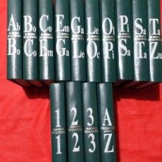 Livres d'occasion: EL MUNDO DE LA COCINA 14 TOMOS (COMPLETA) CLUB INTER. LIBRO 1991. Lote 188832283