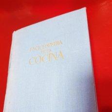 Libros de segunda mano: LIBRO-ENCICLOPEDIA DE LA COCINA-DE GASSÓ HERMANOS EDITORES-1962-1ªEDICIÓN-BUEN ESTADO GENERAL-VER F. Lote 189479885