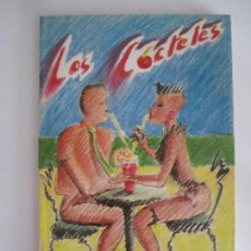 Libros de segunda mano: LIBRO LOS COCTELES MAÑAS SZENCI. Lote 189934315