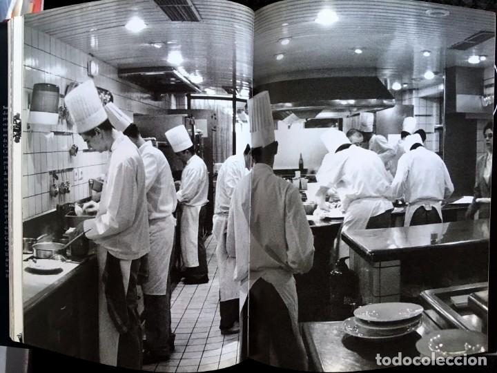 Libros de segunda mano: LA CUINA DE SANTI SANTAMARIA EL RACÓ DE CAN FABES - LÈTICA DEL GUST - 1999 - PRIMERA EDICIÒ - - Foto 3 - 189974840