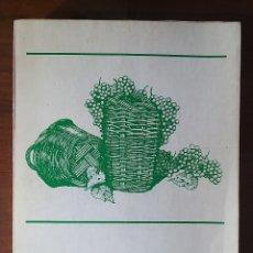 Libros de segunda mano: II JORNADAS UNIVERSITARIAS SOBRE EL JEREZ. UNIVERSIDAD DE CADIZ. 1982. VINO. VITICULTURA.. Lote 190534298