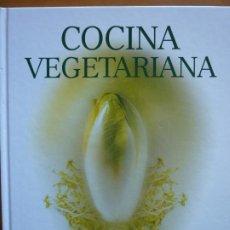 Libros de segunda mano: COCINA VEGETARIANA. Lote 190903512