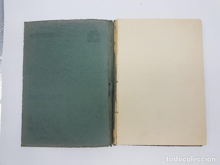 Libros de segunda mano: INSTITUTO NACIONAL DEL VINO ( ESTADÍSTICA COSECHA ) 1936 - Foto 3 - 191056993