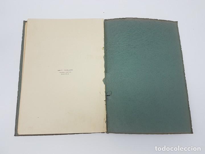 Libros de segunda mano: INSTITUTO NACIONAL DEL VINO ( ESTADÍSTICA COSECHA ) 1936 - Foto 11 - 191056993