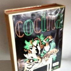 Libros de segunda mano: MANUAL COCINA RECETARIO FET JONS 1964 COLEGIO SAGRADO CORAZÓN M. ESCOLAPIAS ALCALÁ DE HENARES. Lote 191591991