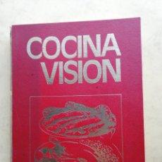 Libros de segunda mano: COCINA VISION. Lote 191776216