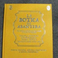 Libros de segunda mano: LIBRO LA BOTICA DE ABANTERA.TOMO 5.ABANTERA EDICIONES 2016. Lote 192817841