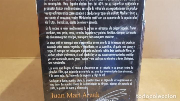 Libros de segunda mano: ABANTERA EDICIONES / ALTA GASTRONOMÍA MEDITERRÁNEA / EDICIÓN PREMIUM-LIMITADA / PRECINTADO / LEER. - Foto 5 - 192967183