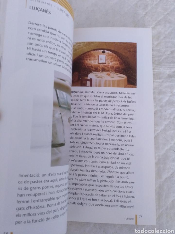 Libros de segunda mano: Osona, Terra de cuina. Libro - Foto 4 - 194062303