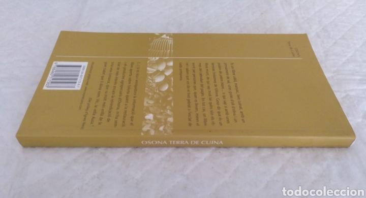 Libros de segunda mano: Osona, Terra de cuina. Libro - Foto 8 - 194062303