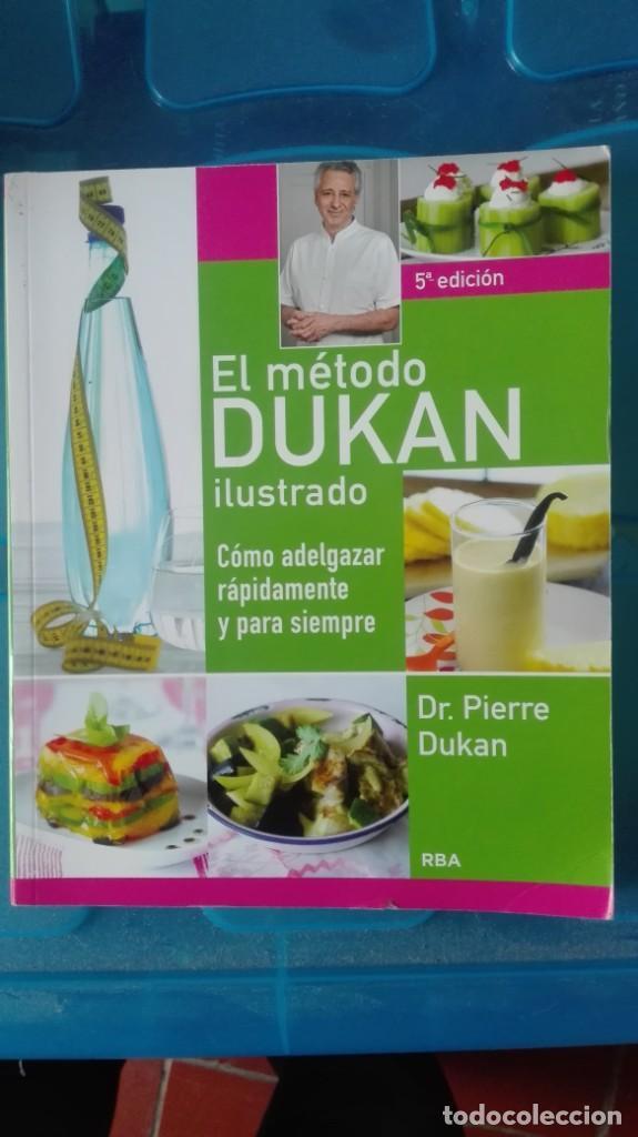 EL METODO DUKAN (Libros de Segunda Mano - Cocina y Gastronomía)