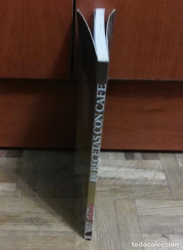 Libros de segunda mano: 100 Recetas con Cafe Cafes La Estrella Ediciones Ibis 1986 - Foto 2 - 194085547