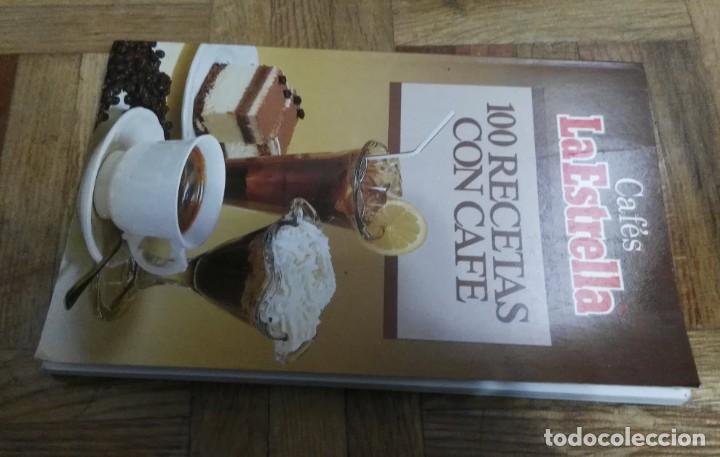 Libros de segunda mano: 100 Recetas con Cafe Cafes La Estrella Ediciones Ibis 1986 - Foto 4 - 194085547