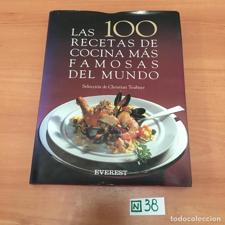 LAS CIEN RECETAS DE LA COCINA MÁS FAMOSA DEL MUNDO (Libros de Segunda Mano - Cocina y Gastronomía)