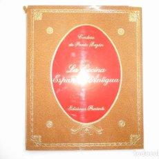 Libros de segunda mano: CONDESA DE PARDO BAZÁN LA COCINA ESPAÑOLA ANTIGUA Y98877T . Lote 194701747
