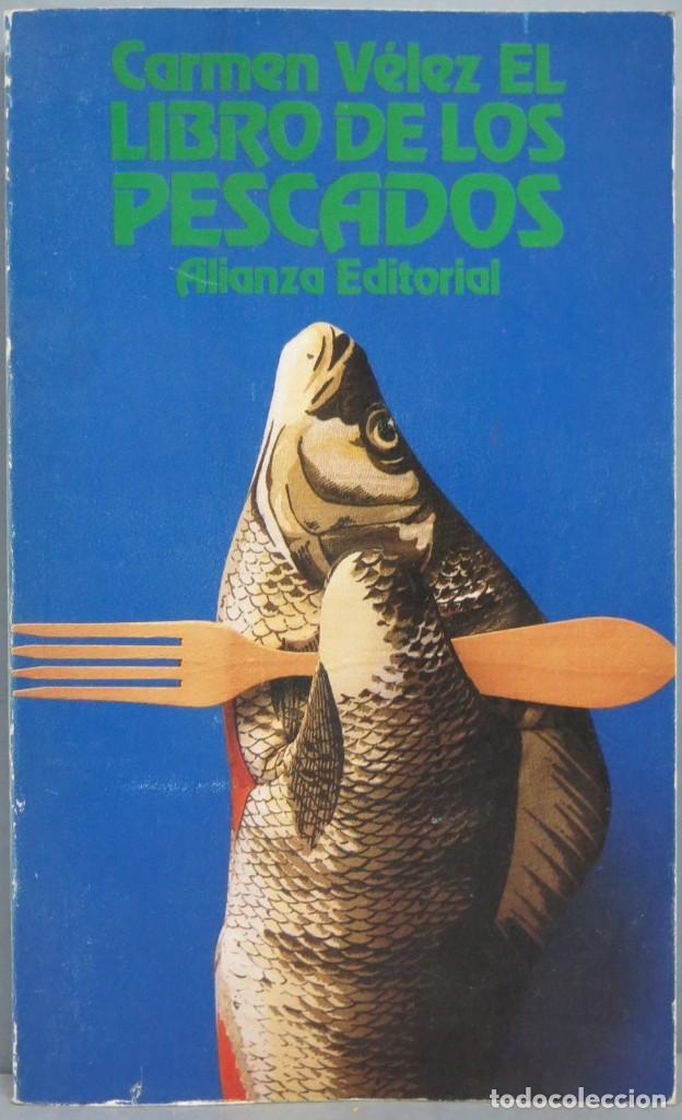 LIBRO DE LOS PESCADOS. CARMEN VELEZ (Libros de Segunda Mano - Cocina y Gastronomía)