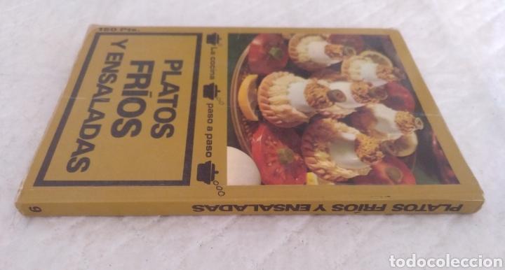 Libros de segunda mano: Platos fríos y ensaladas. Asesora culinaria Anna María Pérez. Los libros de mucho gusto 9. Libro - Foto 7 - 194868221