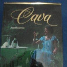 Libros de segunda mano: JORDI OLAVARRIETA - EL CAVA . ED. EN INGLÉS. EDI 1981. Lote 195228967