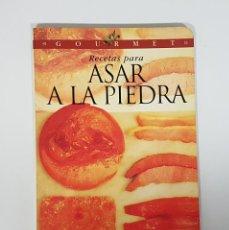 Libros de segunda mano: RECETAS PARA ASAR A LA PIEDRA. MARLENE BEUTLER. SUSAETA EDICIONES.. Lote 195244660