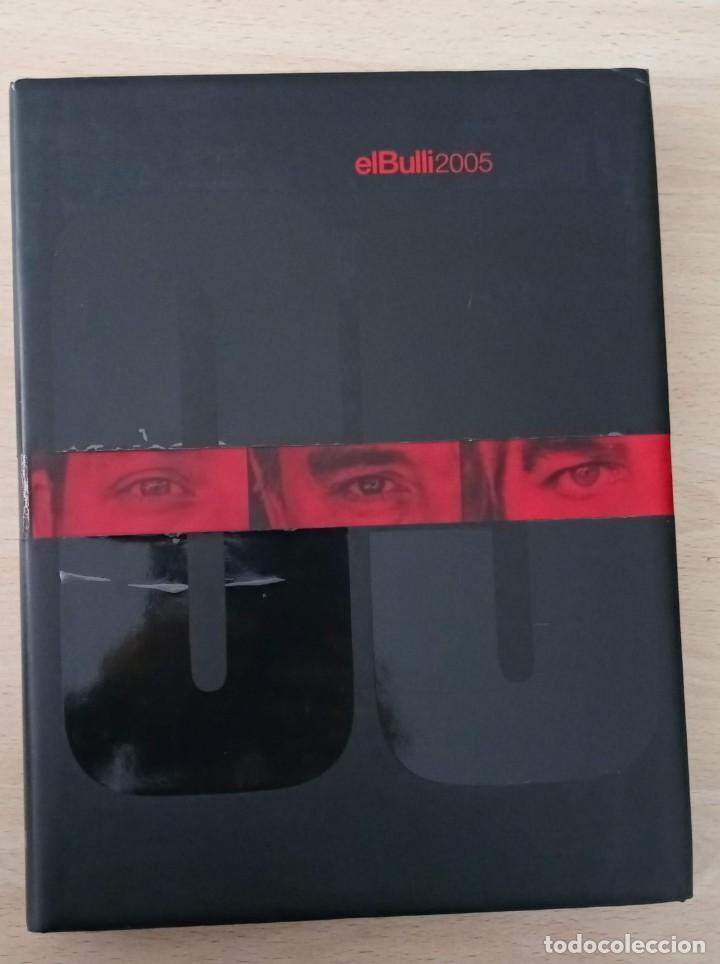 Libros de segunda mano: El Bulli 2005 Ferran Adria En castellano RBA - Foto 6 - 195498255