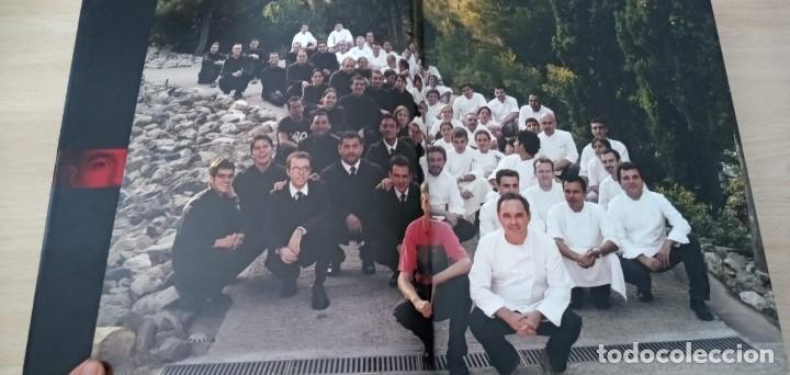 Libros de segunda mano: El Bulli 2005 Ferran Adria En castellano RBA - Foto 7 - 195498255