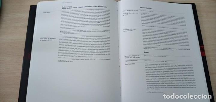Libros de segunda mano: El Bulli 2005 Ferran Adria En castellano RBA - Foto 12 - 195498255