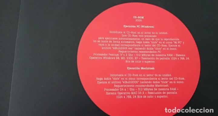 Libros de segunda mano: El Bulli 2005 Ferran Adria En castellano RBA - Foto 15 - 195498255