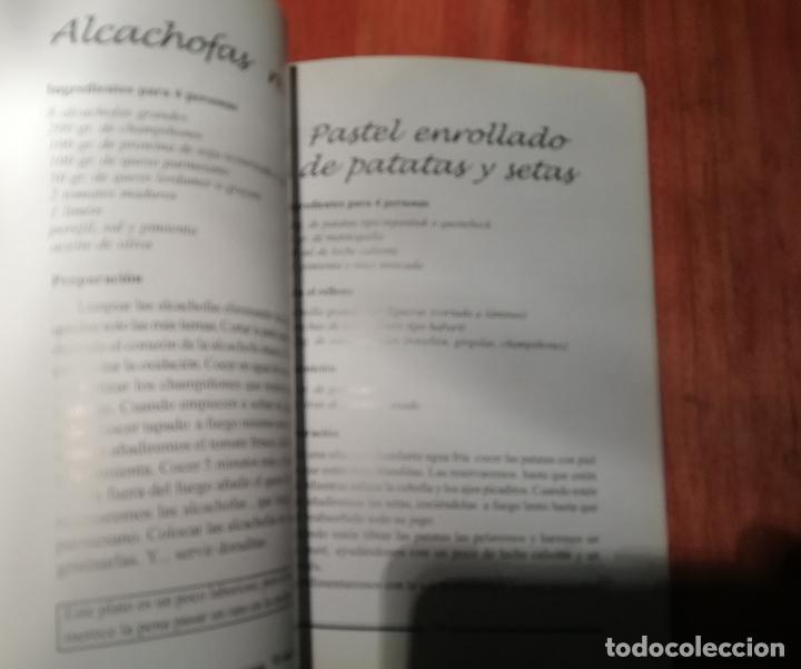 Libros de segunda mano: Las 100 recetas más rápidas de la cocina vegetariana - Foto 3 - 195791643