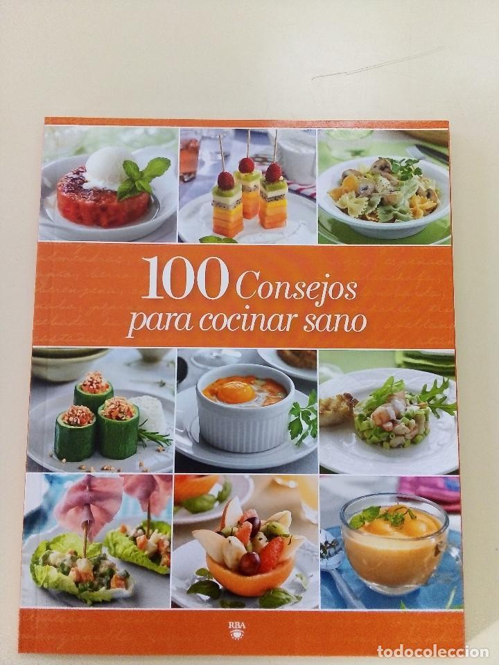 Libros de segunda mano: 100 ALIMENTOS, CONSEJOS, REMEDIOS PARA COCINAR Y MEJORAR LA SALUD-3 VOLS-ED. RBA-2009-como nuevos - Foto 2 - 196527132