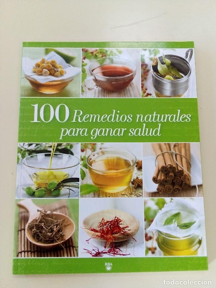Libros de segunda mano: 100 ALIMENTOS, CONSEJOS, REMEDIOS PARA COCINAR Y MEJORAR LA SALUD-3 VOLS-ED. RBA-2009-como nuevos - Foto 3 - 196527132