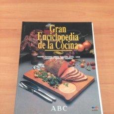 Libros de segunda mano: GRAN ENCICLOPEDIA DE COCINA. Lote 196939620