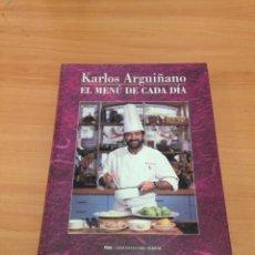 Libros de segunda mano: KARLOS ARGUINANO. Lote 196940407
