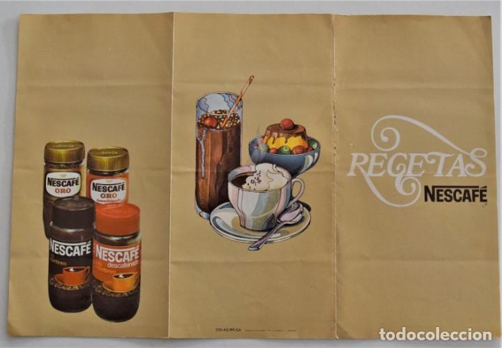 Libros de segunda mano: LOTE 6 PUBLICACIONES EL POZO, NESCAFÉ, STARLUX, ALBAL, MOULINEX Y MEXILLÓN DE GALICIA - RECETAS - Foto 4 - 197652237