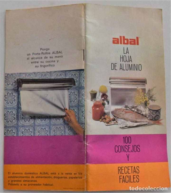 Libros de segunda mano: LOTE 6 PUBLICACIONES EL POZO, NESCAFÉ, STARLUX, ALBAL, MOULINEX Y MEXILLÓN DE GALICIA - RECETAS - Foto 6 - 197652237