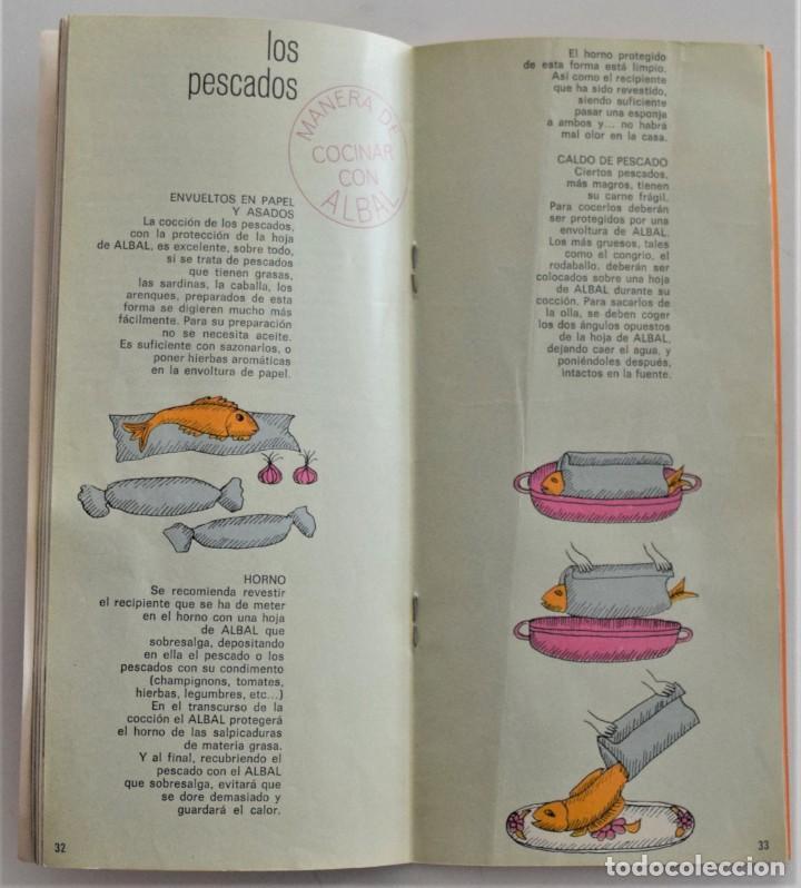 Libros de segunda mano: LOTE 6 PUBLICACIONES EL POZO, NESCAFÉ, STARLUX, ALBAL, MOULINEX Y MEXILLÓN DE GALICIA - RECETAS - Foto 7 - 197652237